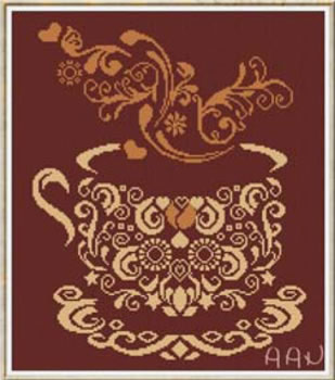Hot Chocolate - Alessandra_Adelaide_Needleworks Pattern