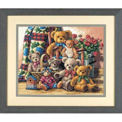 Teddy Bear Gathering -
