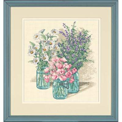 Cross Stitch Chart pattern Collection from Dimensions Free