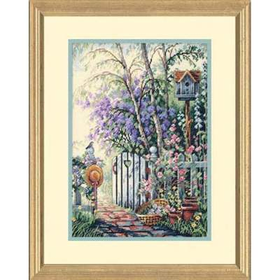 Wysocki Cross Stitch Patterns Home and Garden - Shopping.com