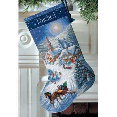 Disney Cross Stitch Christmas Stocking Patterns.Christmas Stockings Cross Stitch Patterns Kits Page 1
