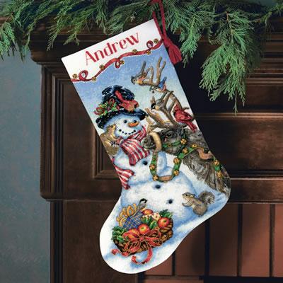 Baby Christmas Stocking Pattern