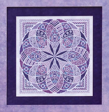 Plum Pudding - Glendon_Place Pattern