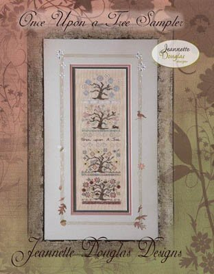 Once Upon A Tree By Jeannette Douglas Designs Cross Stitch Kits Patterns