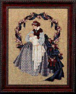 Sweet Dreams By Lavender And Lace Cross Stitch Kits