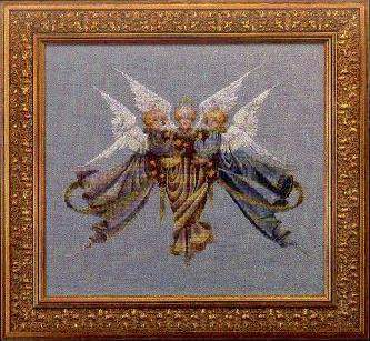 Heavenly Gifts By Lavender And Lace Cross Stitch Kits