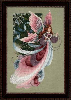 Fairy Dreams By Lavender And Lace Cross Stitch Kits