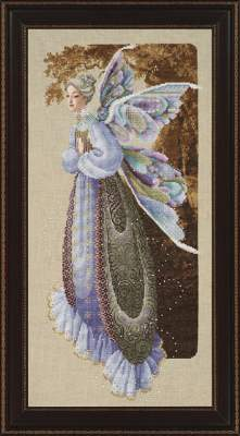 Fairy Grandmother - Lavender_and_Lace Pattern