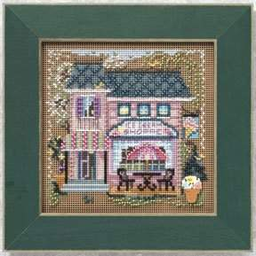 Ice Cream Shoppe - Mill_Hill Bead_Kits