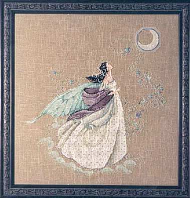 The Fairy Moon - Mirabilia Pattern