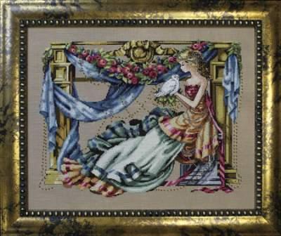 FAIRY OF THE RAINBOW (cross stitch pattern)