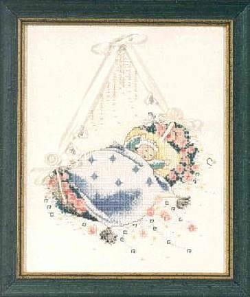 Mirabilia - Butterfly Fairy - Cross Stitch World