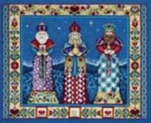 Three Kings - Jim_Shore Pattern