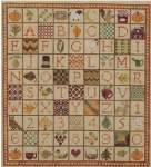 Indian Summer Sampler - Cross Stitch Pattern