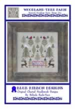 Woodland Tree Farm - Cross Stitch Pattern