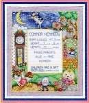 Fairy Tale Baby - Cross Stitch