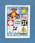 Little Champ - Cross Stitch Pattern