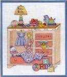 New Baby Sampler - Cross Stitch Pattern