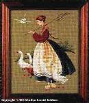 Feathers and Friends - Cross Stitch