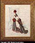 Christmas Visit - Cross Stitch Pattern