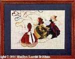 Catch the Wind - Cross Stitch