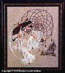 Earthdancer - Cross Stitch