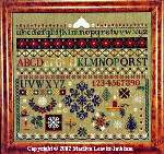 Winter Sampler - Cross Stitch
