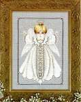 Angel Boy - Cross Stitch Pattern