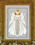 Angel Boy - Cross Stitch Pattern
