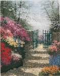 The Garden of Promise - Cross Stitch Pattern