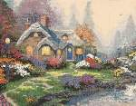Everetts Cottage - Cross Stitch Pattern