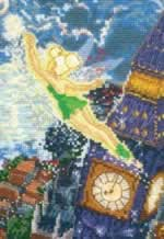 Tinkerbell - Cross Stitch Pattern