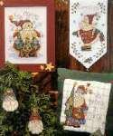 Merry Greetings - Cross Stitch Pattern