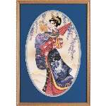 Splendor of the Orient - Cross Stitch Pattern