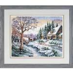 Winter Outing - Cross Stitch Pattern