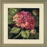 Hydrangea Bloom - Cross Stitch Pattern