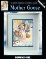 Mother Goose Birth Record - Cross Stitch