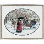 Winter Impressions - Cross Stitch Pattern