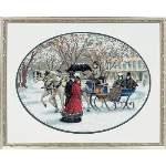 Winter Impressions - Cross Stitch Pattern