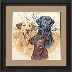 Great Hunting Dogs - Cross Stitch Pattern