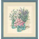 Wildflower Trio - Cross Stitch Pattern