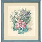 Wildflower Trio - Cross Stitch Pattern
