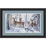 Woodland Winter - Cross Stitch Pattern