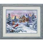 Winter Memories - Cross Stitch Pattern