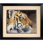 Regal Tiger - Cross Stitch Pattern