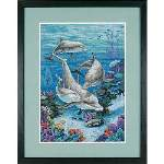 The Dolphins Domain - Cross Stitch Pattern