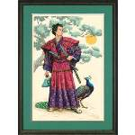 Mighty Samurai - Cross Stitch Pattern