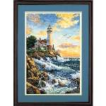 Rocky Point - Cross Stitch Pattern