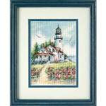 Scenic Lighthouse - Cross Stitch Pattern