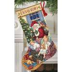 Sweet Dreams Stocking - Cross Stitch Pattern